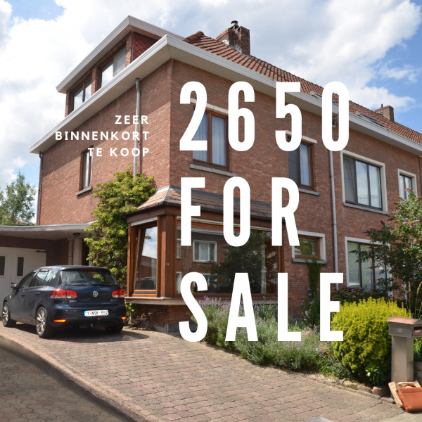 Cronckenroystraat 24, 2650 Edegem